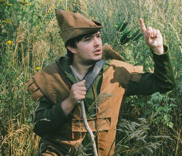 La chanson «Robin des Bois» est la première sur le nouvel opus d'Émile Bilodeau,...