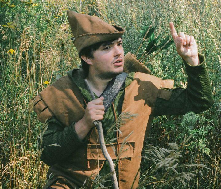 La chanson «Robin des Bois» est la première sur le nouvel opus d'Émile Bilodeau, «Grandeur mature».