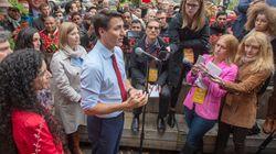 Lendemain de débat: Justin Trudeau poursuit dans la même