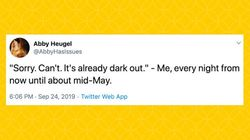 20 Introvert Tweets That Will Validate Canceling Your