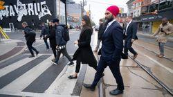 Singh n'est pas surpris de s'être fait conseiller d'ôter son turban pour se faire