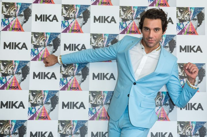 """Mika delves into personal territory on his fifth album,""""My Name Is Michael Holbrook,"""" released last week."""