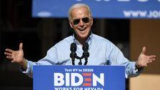 Biden Hob Mehr Als $15 Millionen Im Dritten Quartal, Kampagne Sagt