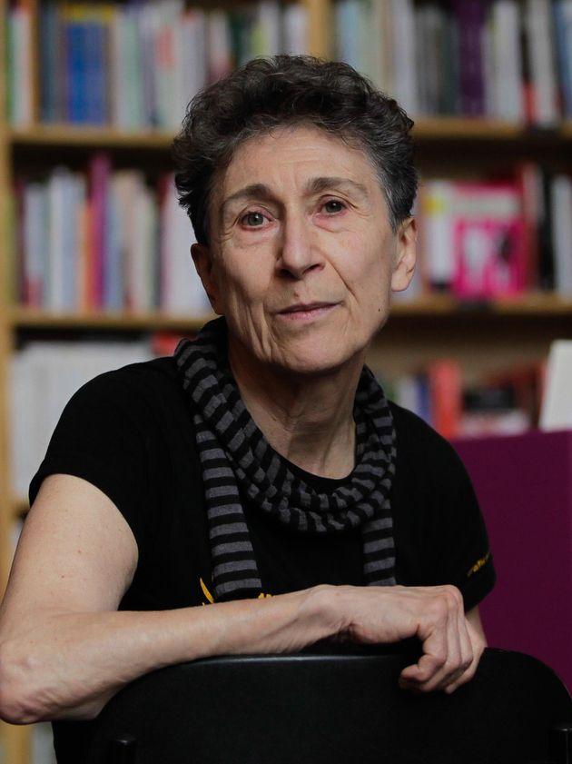 A historiadora e filósoca ítalo-americana, Silvia