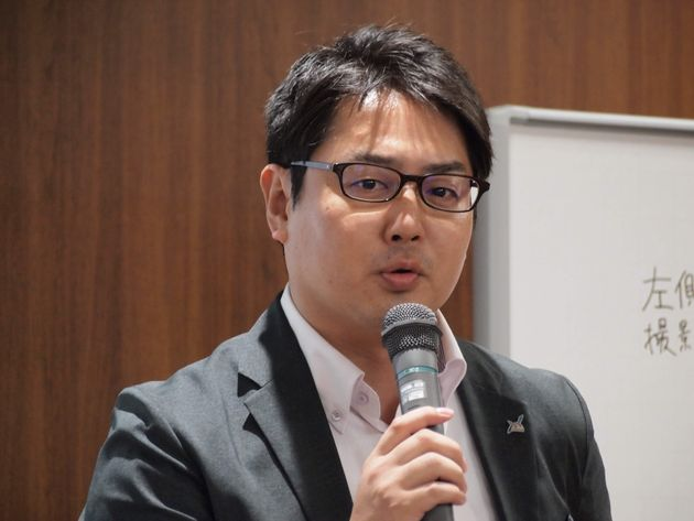 安藤賢太さん(UAゼンセン流通部門執行委員)
