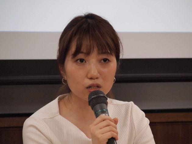 竹下郁子さん(BUSINESS INSIDER JAPAN記者)
