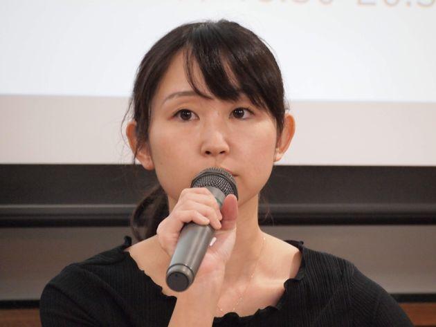 石川優実さん(#KuToo発信者)