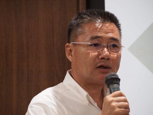 鳥井一平さん(NPO法人移住者と連帯する全国ネットワーク代表理事)