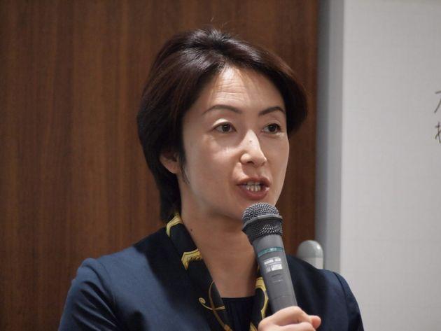 土井香苗さん(国際人権NGOヒューマン・ライツ・ウォッチ日本代表)