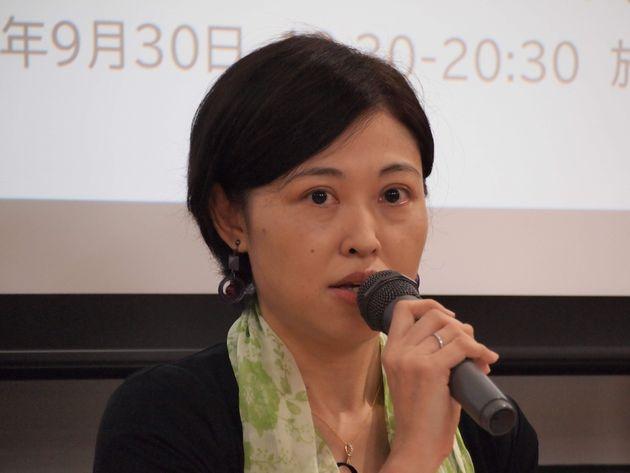圷由美子さん(弁護士)