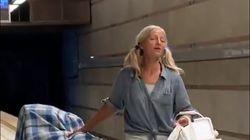 지하철에서 오페라 부른 노숙 여성에게 벌어진