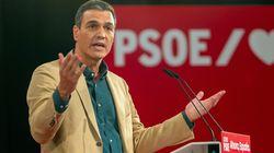 Sánchez admite su deuda con los votantes del PSOE por no lograr
