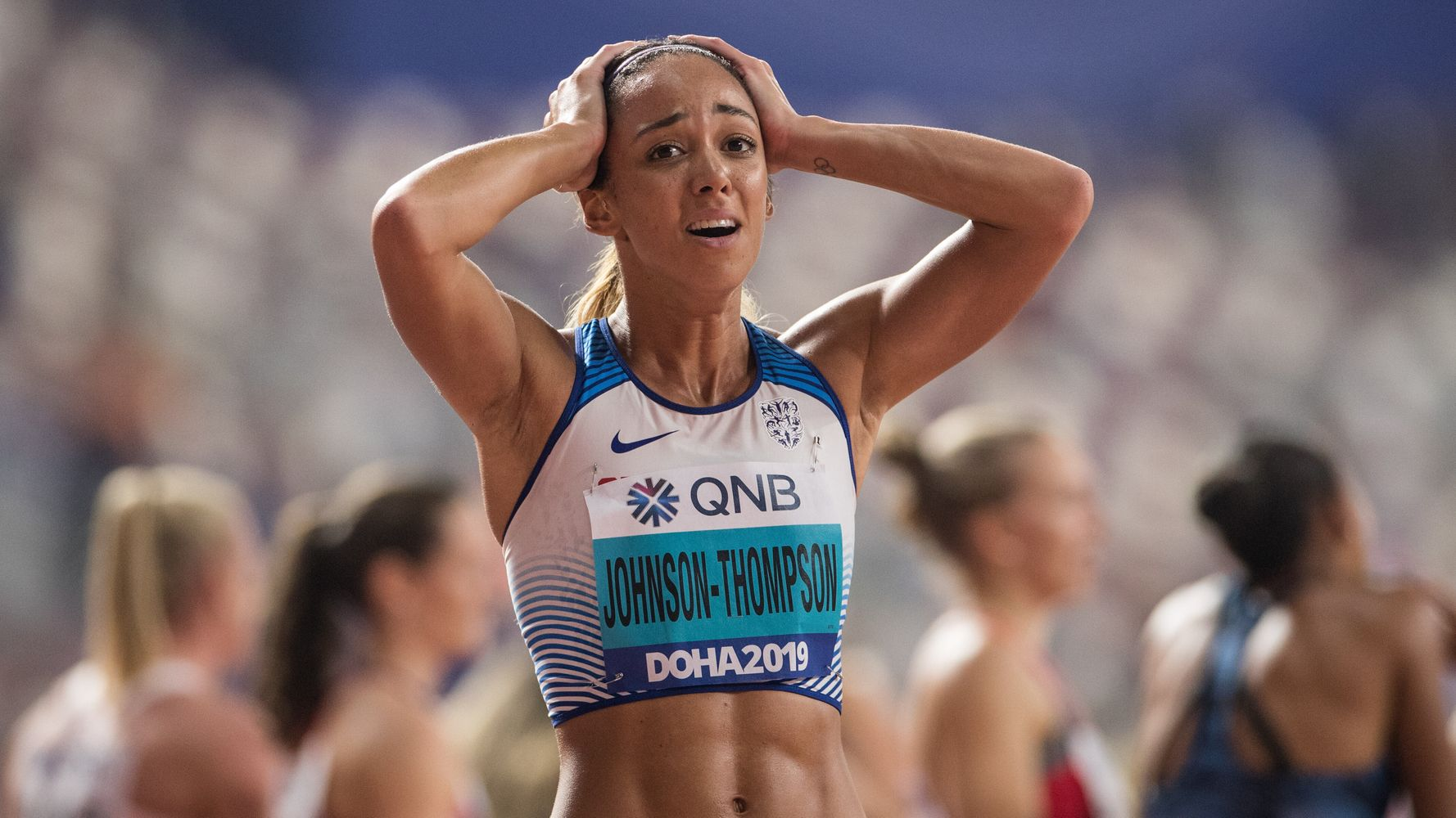 From Katarina Johnson-Thompson To Dina Asher-Smith, 6 Women Athletes Whose Words Make Us Dream Big