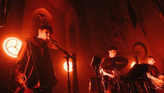 «Taste the Music»: Τα 9 live στην Αγγλικανική Εκκλησία του Αγίου