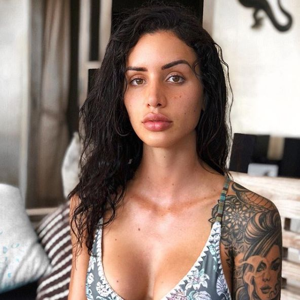 Love Island contestant Vanessa