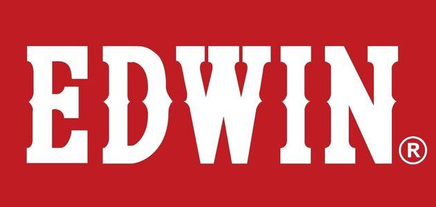 EDWINのロゴマーク