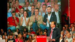 Felipe González destapa por qué Fernández Vara pidió el voto para