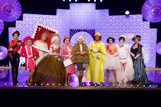 RuPaul's Drag Race UK made its debut on
