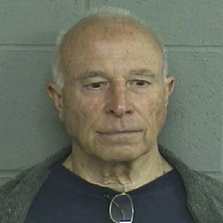 This undated photo provided by the Bonner County, Idaho Sheriff's office in September 2019 shows Louis Ladenburger. Decades a