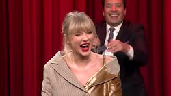 Taylor Swift Can't Recognize 'Shake It Off' In 'Tonight Show' Song