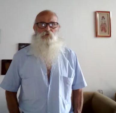 Ángel González Acosta en un vídeo publicado en