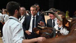 Macron tance les éleveurs qui ont expulsé des députés, la FNSEA