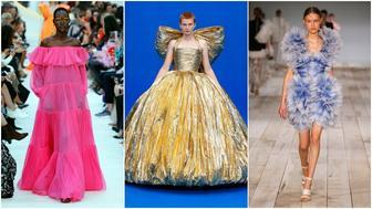 pfw dresses