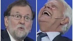 El comentario de Rajoy que ha provocado esta carcajada de Felipe