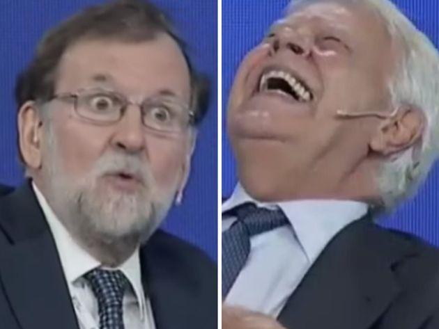 Mariano Rajoy y Felipe