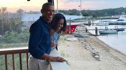La dedica di Michelle a Barack per l'anniversario di matrimonio è la più dolce di