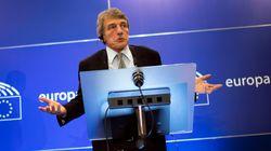 Il presidente del Parlamento Ue Sassoli boccia la nuova proposta di Johnson sulla