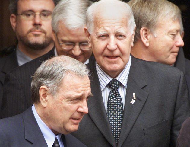 John Buchanan, Former Longtime Nova Scotia Premier, Dead At 88