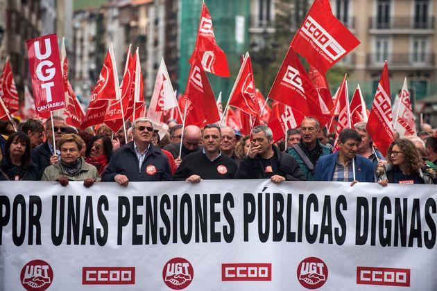 Las pensiones en España: un problema de gran