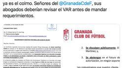 La respuesta de 'El Mundo Today' a la amenaza de demanda del Granada C.F: