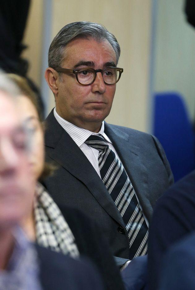 Diego Torres, en 2016, en la Audiencia de