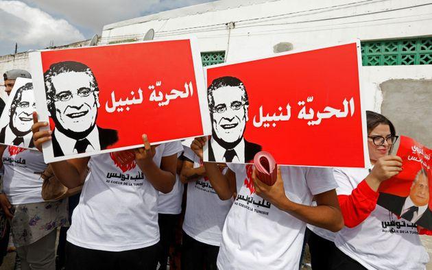 Non, Nabil Karoui n'a pas été condamné à 4 ans de