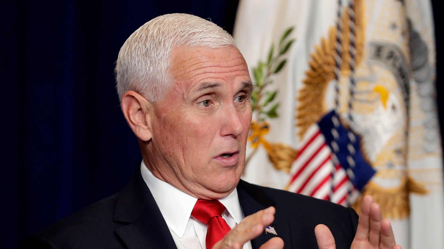 Westlake Legal Group 5d97a2b72100005000a95d13 House Asks Pence For Ukraine-Related Documents