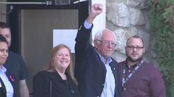 Bernie Sanders est sorti de l'hôpital après avoir été victime d'une crise