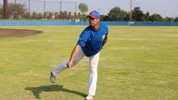 【ドラフト】松岡洸希(武蔵)は「ただの高校生」から1年でプロ野球へ。イチローと激闘演じた「あの投手」を完コピ