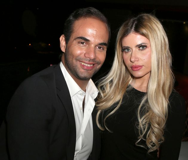 BEVERLY HILLS, CA - JANUARY 30: George Papadopoulos, Simona Mangiante, at Filming In Italy after Party...