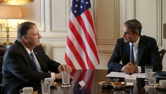 Ανάλυση - Επίσκεψη Πομπέο στην Αθήνα: Σε νέα πίστα οι σχέσεις Ελλάδας -