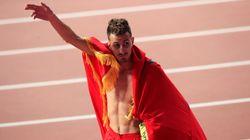 Mondiaux d'athlétisme: Soufiane El Bakkali décroche la médaille de bronze au 3000m