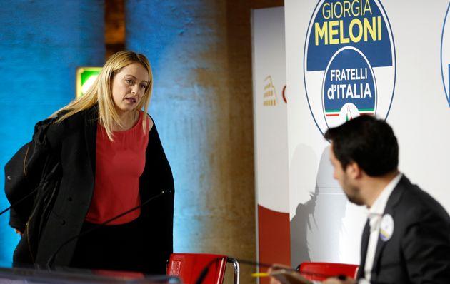 Travaso sovranista: boom di Fratelli d'Italia, cala la Lega. Nel Governo resiste solo