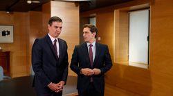 Albert Rivera levanta el veto al PSOE y propone