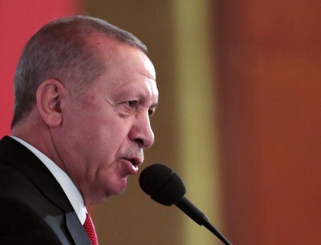 Ερντογάν: Η Τουρκία θα πραγματοποιήσει στρατιωτική επιχείρηση στη
