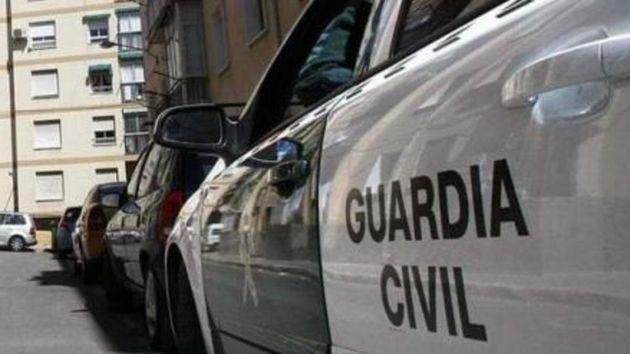 Vehículo de la Guardia