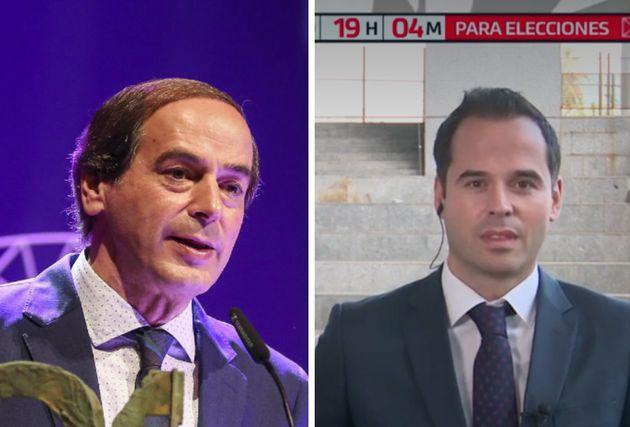 Isaías Lafuente e Ignacio