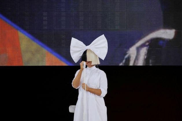 Sia (ici sur scène le 22 juillet 2016) annonce être atteinte du syndrome