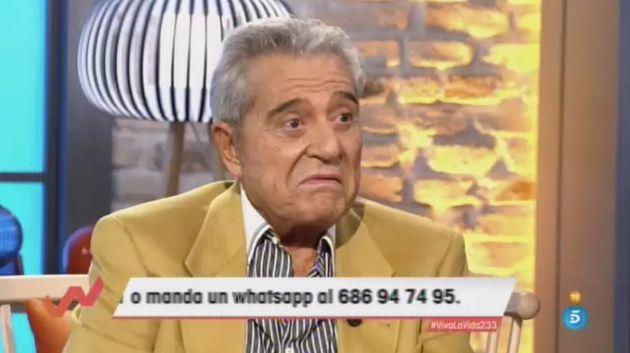 Andrés Pajares en 'Viva La