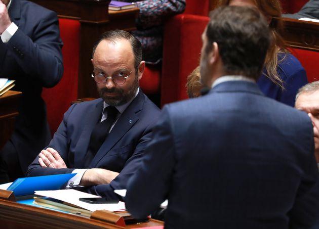 Philippe renouvelle sa confiance à Castaner après la tuerie de la préfecture de...
